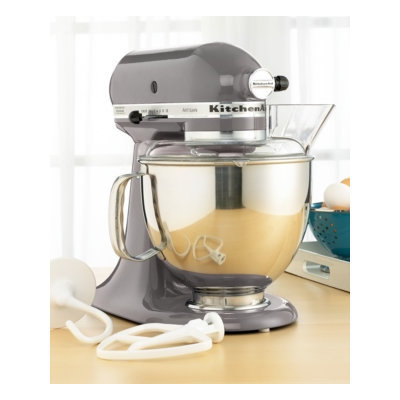 Kitchenaid Artisan 5-Quart Stand Mixer - Silver Metallic KSM150PSSM