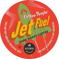 Keurig, Coffee People, Jet Fuel, K-Cup Counts, 50 Count