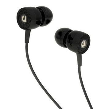 Audiofly AF45 In-Ear Headphone with Mic - Stout Black