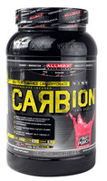 ALLMAX Nutrition Carbion+ Zero Sugar Carb Drink Fruit Punch 2.4 lbs
