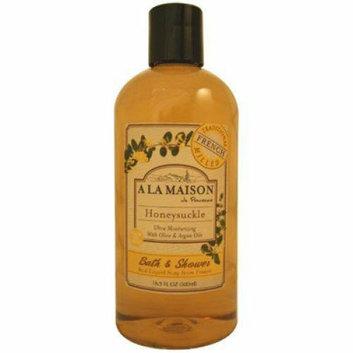 A La Maison Shower Gel Honeysuckle 16.9 oz