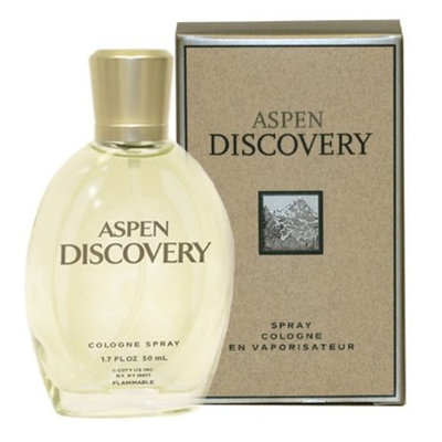 Aspen Discovery For Men Cologne Splash by Coty 1.7 oz (50ml)