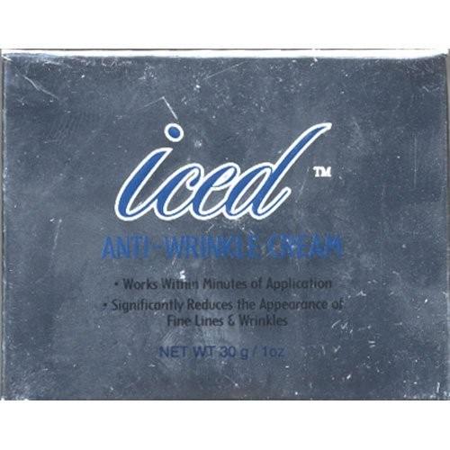 Iced Anti-wrinkle cream