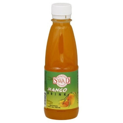 Swad Drink Mango, 8.45-Ounce (Pack of 24)