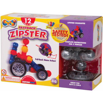 Alex Brands ZOOB 0Z13012 ZOOB Jr. Zipster (with Pullback Motor)