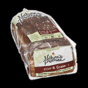 Nature's Promise Naturals Flax & Grain Bread