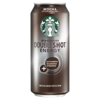 Starbucks Coffee Starbucks Doubleshot Mocha Premium Energy Coffee Drink 15 oz