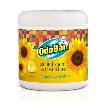 OdoBan Cleaning Products 14 oz. Liquid Sunshine Solid Odor Absorber 9735K01-14Z