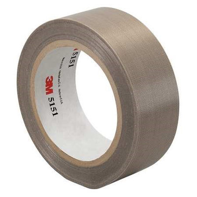 3M Preferred Converter Ptfe Coated Cloth Tape (1 x 36yd, 4.5 mil, Light Brown). Model: 1-36-5151