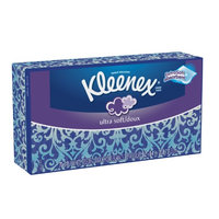Kleenex Ultra Soft 3-Ply Tissues White