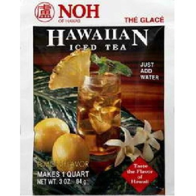 NOH Foods of Hawaii Hawaiian Iced Tea, 3-Ounce