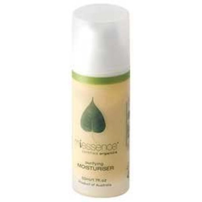 Miessence Purifying Moisturizer (Oily Skin) - Certified Organic