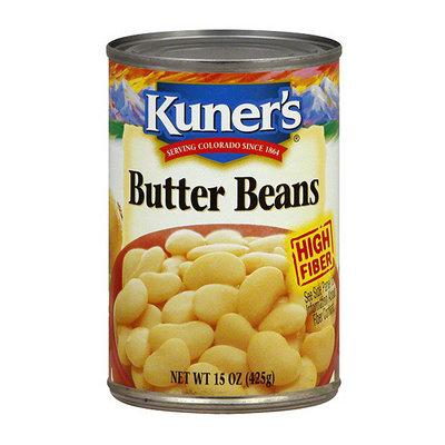 Kuner's Butter Beans