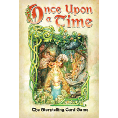 Atlas Games Once Upon a Time Board Game