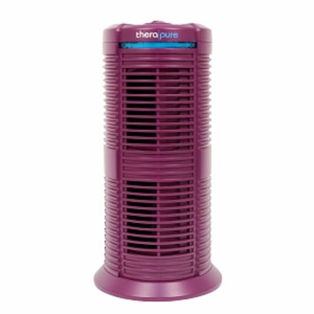 Therapure 220M Permanent HEPA Type Air Purifier, Purple, 1 ea