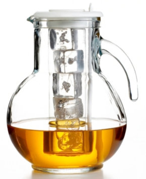 Bormioli Rocco Glassware, Kufra Jug with Ice Container and Drink Mixer