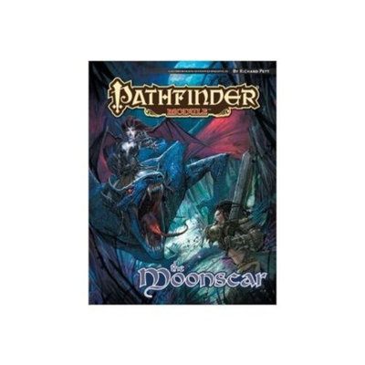 Pathfinder Module: The Moonscar Paperback? September 4, 2012