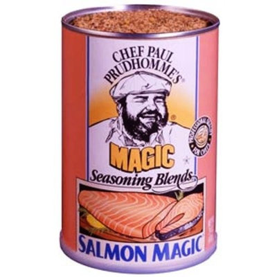 Magic Seasoning Blends Salmon Magic Seasoning Blend, 24-Ounce Canister (Pack of 4)