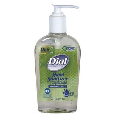 Dial Hand Sanitizer - Fragrance Free (case of 24 of 2.oz /ea)