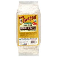 Bob's Red Mill Organic Pancake & Waffle Mix - High Fiber