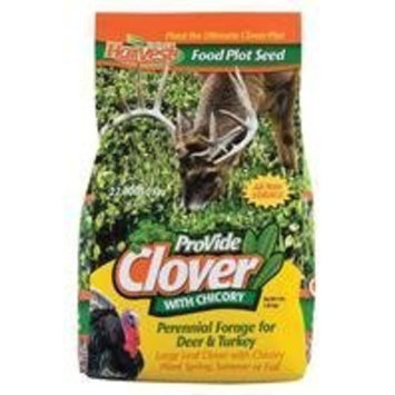 Evolved Habitats Provide Clover Food Plot with Chicory