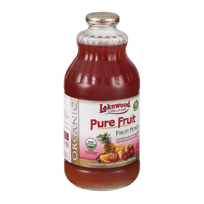 Lakewood Organic Pure Fruit Fruit Punch