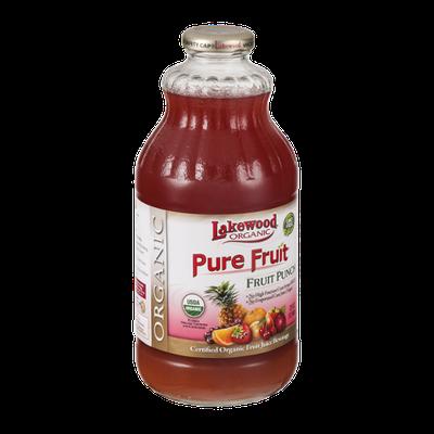 Lakewood Organic Pure Fruit Fruit Punch
