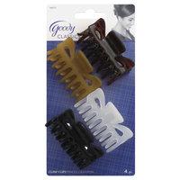 Goody Products Inc. Classics Medium Claw Clip, 4 CT
