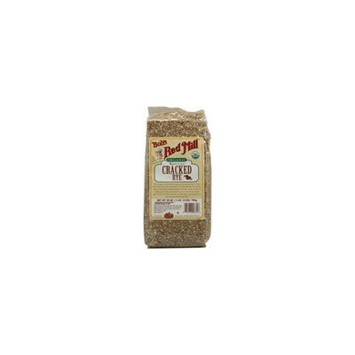 Bob's Red Mill Bobs Red Mill, Organic, Cracked Rye, Whole Grain, 28 oz (793 g)
