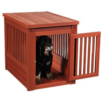 Newagepet AgePet Eco Habitat 'n Home Indoor Pet Crate/Table