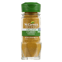 McCormick Gourmet™ Organic Curry Powder