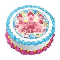 Luck's Lucks Edible Image Princess Birthday, 1 ea