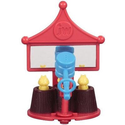 JW Pet Company Activitoy Peck-A-Mole Small Bird Toy, Colors Vary