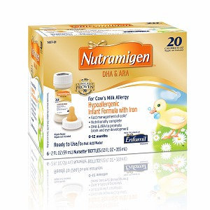Enfamil Nutramigen Lipil for Colic (DHA & ARA) 20 calories/fl oz