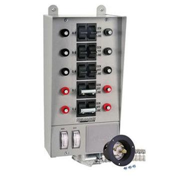 Reliance Controls 30310A Pro/Tran Transfer Switch 10 circuits