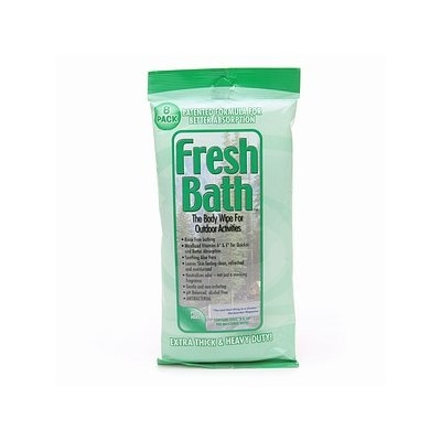 Micelle Fresh Bath Body Wipe for Outdoor Activities