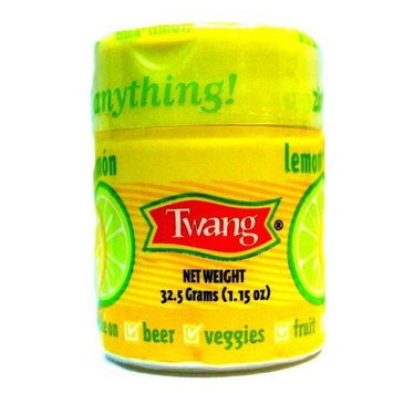 Twang Lemon Lime Salt - 1.15 oz Shaker