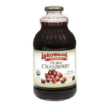 Lakewood Organic 100% Fruit Juice Cranberry