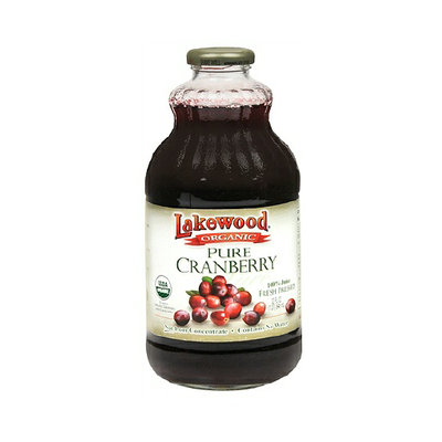 Lakewood Organic 100% Fruit Juice Cranberry