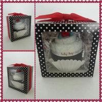 Diapers Mini Diaper Cupcake Or Large Baby Washcloth Lollipop