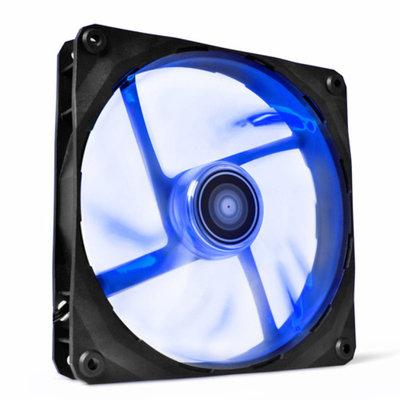 NZXT FZ LED Airflow Fan Series RF-FZ140-U1 140mm Case Fan - 24.54 dBA, 83.6 CFM, Long Life Bearing, Blue LED