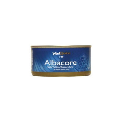 Vital Choice Albacore Tuna 6 oz Can