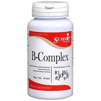 Summit Vitamins B-Complex Tablets