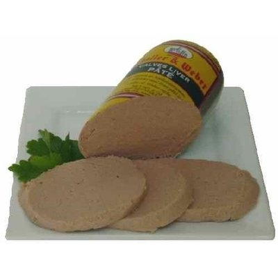 Calves Liver Pate by Gourmet-Food