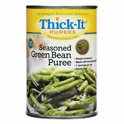 Thick-It Seasoned Green Bean Puree