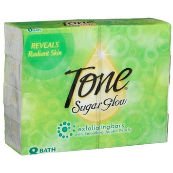 Tone Bar Soap, Sugar Glow, 4.25-Ounce Bars (Pack of 24)