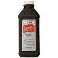 Swan Hydrogen Peroxide Antiseptic Solution 16 Oz