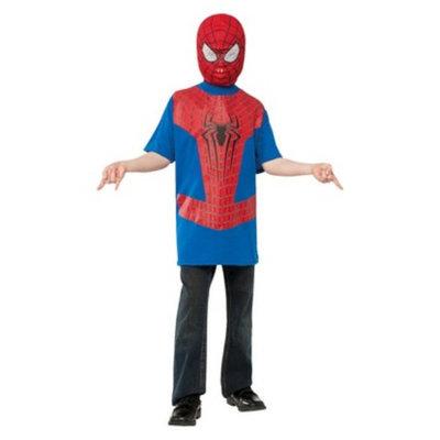 Spiderman Boy's Amazing Spider-Man 2 Spider-Man Child T Shirt - M(8-10)