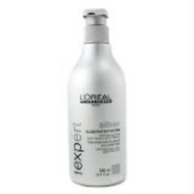 L'Oréal Serie Expert Silver Shampoo Unisex Shampoo, 16.9 Ounce
