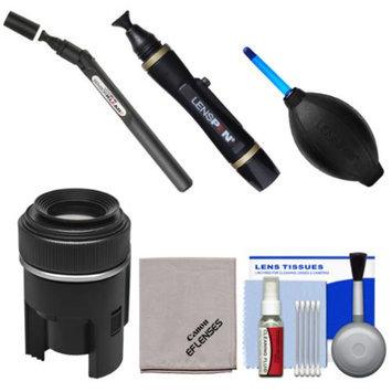 LENSPEN Lenspen SensorKlear II Pen with Loupe SENSOR Cleaning System + Kit for Canon EOS 6D, 70D, 5D Mark II III, Rebel T3, T3i, T4i, T5, T5i, SL1 DSLR Cameras